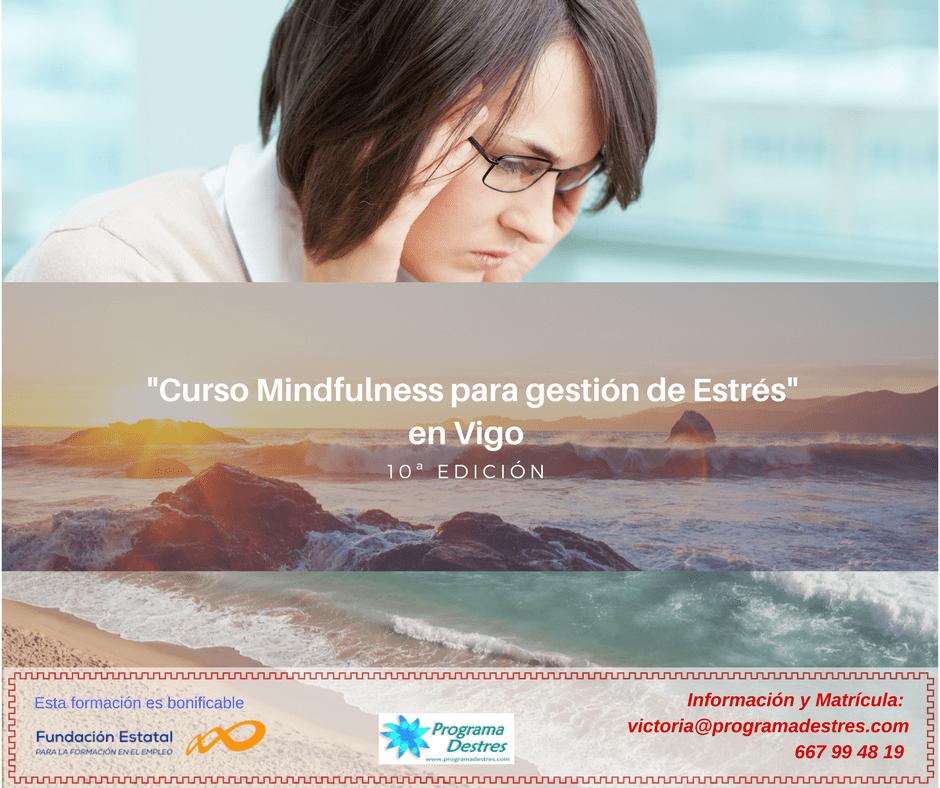 Curso Mindfulness en Vigo -10 Edición Inicio en abril 2017