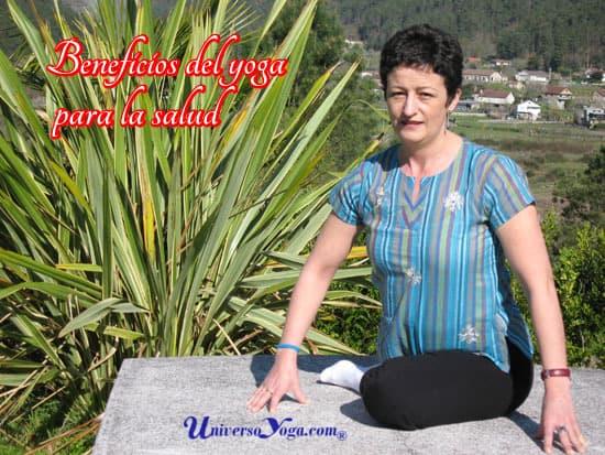 Yoga y medicina.