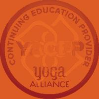 Docente de Formación Continua de Yoga Registrada en Yoga Alliance